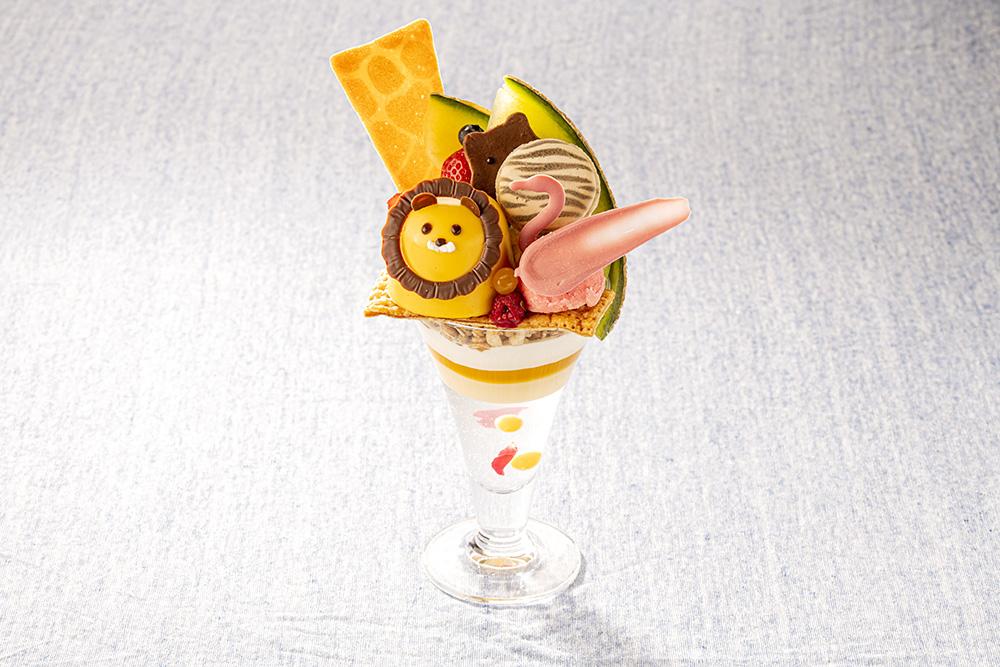 【4/29~5/31】IKEDA ZOO & FruitsParfait~池田動物園パフェ~
