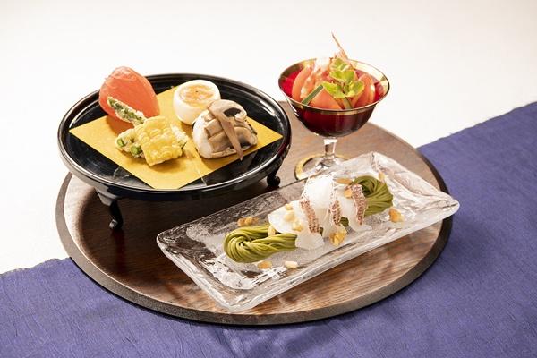 <7月・8月>  【和食会席ディナープラン】