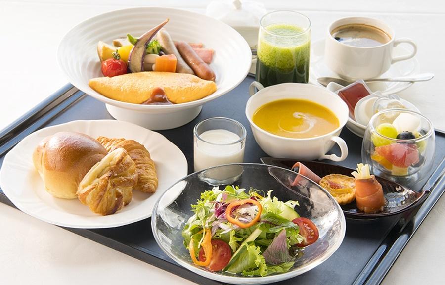 朝食_洋食セットメニュー