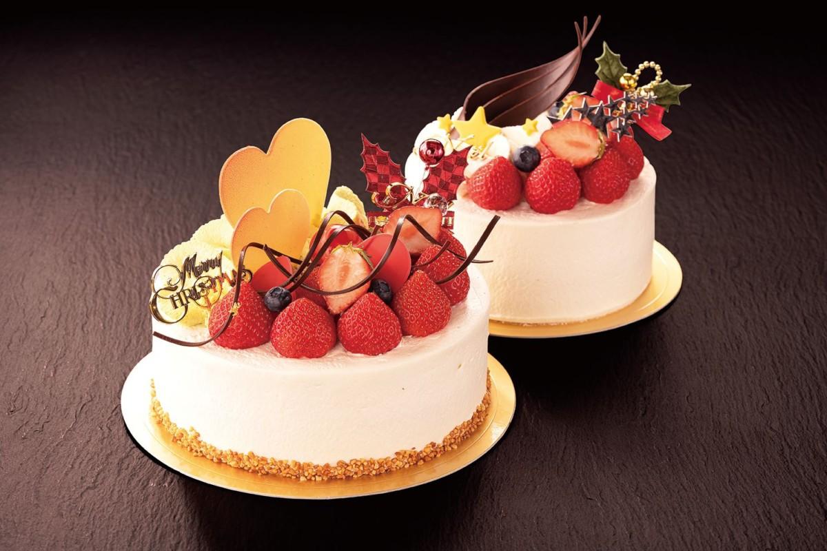 プレミアムショートケーキ 18cm / ショートケーキ 15cm
